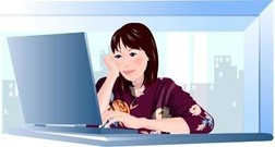 girls-and-computer-vector-11_t